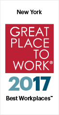 Great Place to Work Best Workplaces in New York 2017